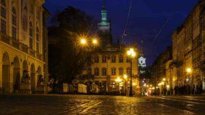 Отели Украины