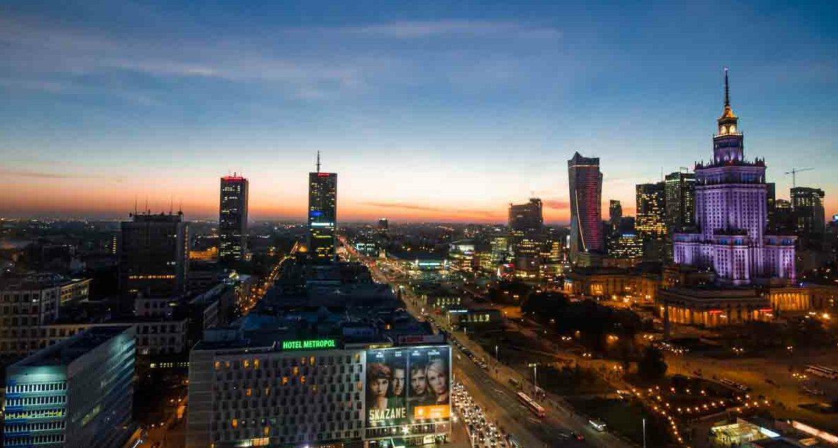 Отели Польши