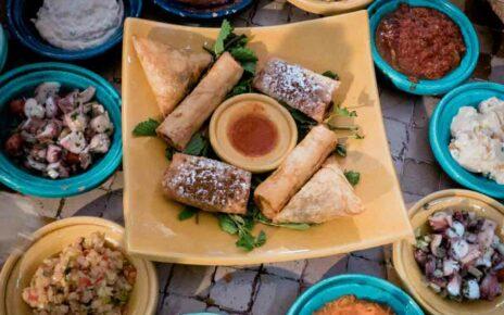 Национальная кухня Марокко