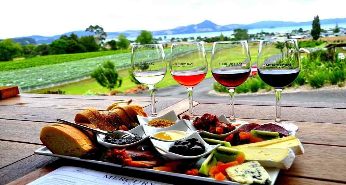 Кухня Новой Зеландии