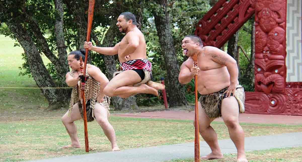 Культура Новой Зеландии
