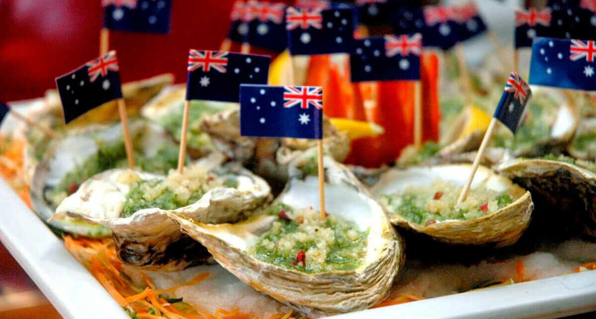 Национальная кухня Австралии