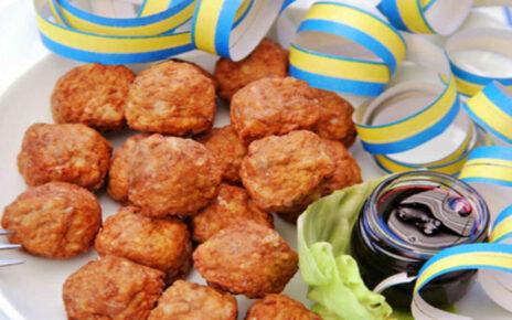 Национальная кухня Швеции