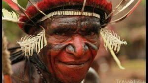 Культура Папуа - Новая Гвинея