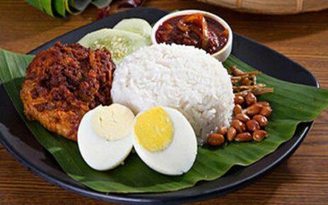 Национальная кухня Брунея
