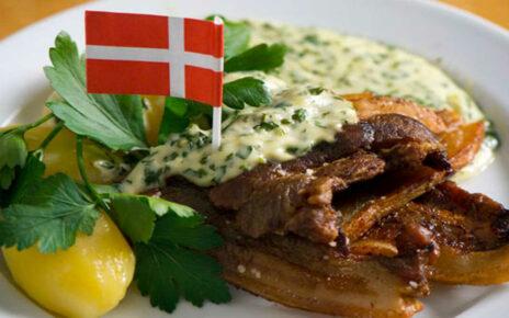 Национальная кухня Дании
