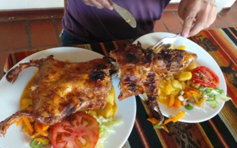 Национальная кухня Эквадора