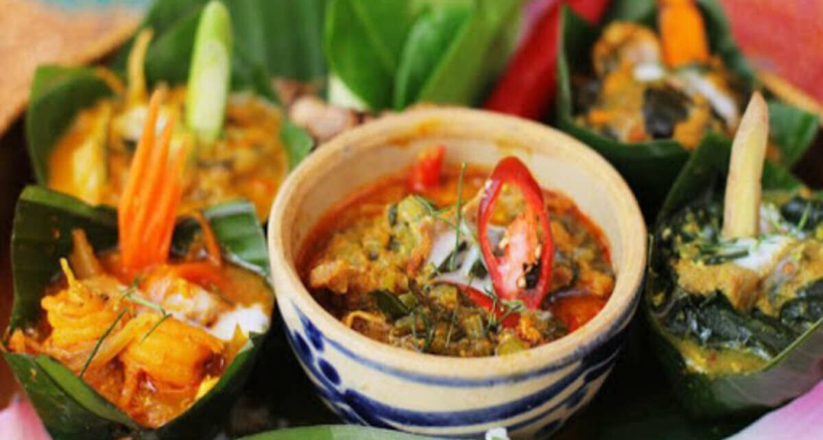 Национальная кухня Камбоджи