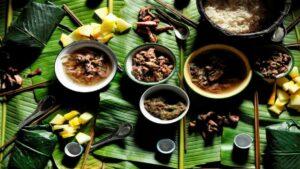 Национальная кухня Лаоса