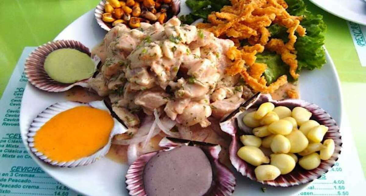 Национальная кухня Перу