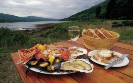 Национальная кухня Шотландии
