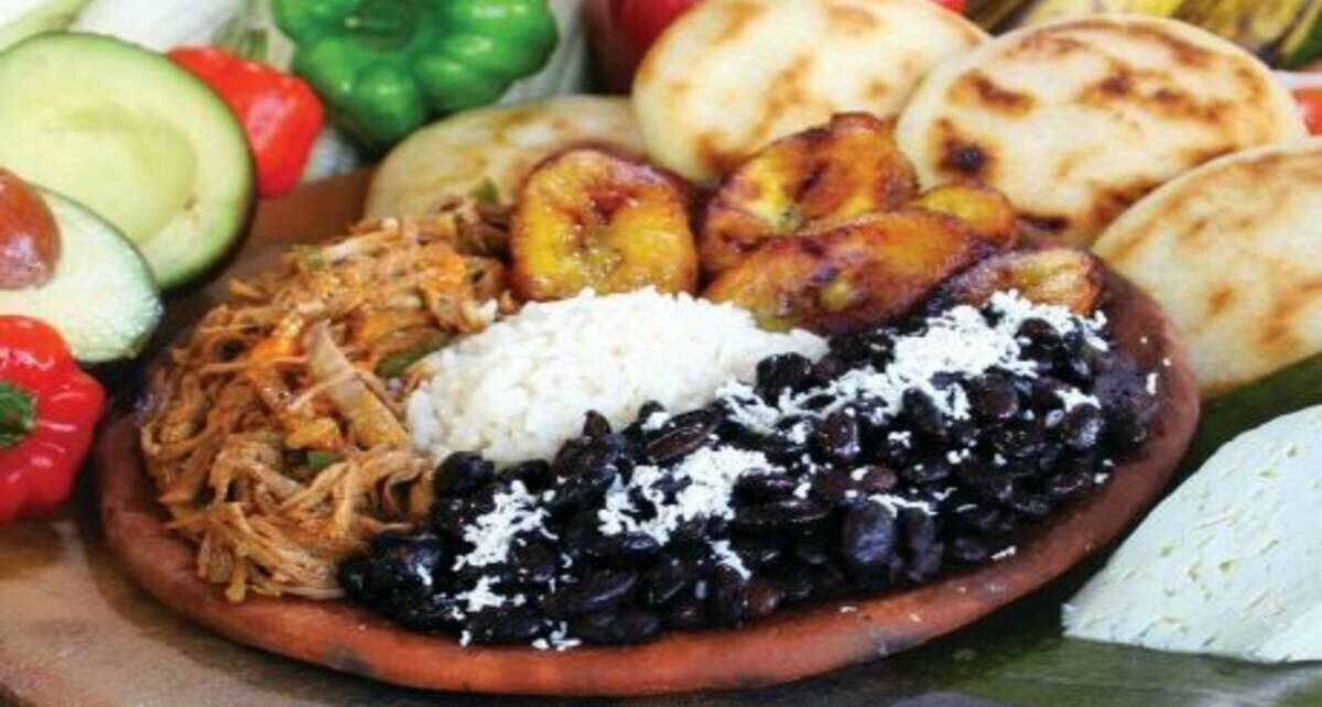 Национальная кухня Венесуэлы
