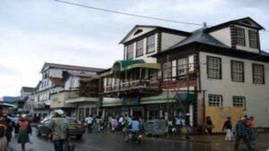 Запреты и ограничения в Суринаме