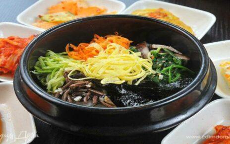 Национальная кухня Южной Кореи