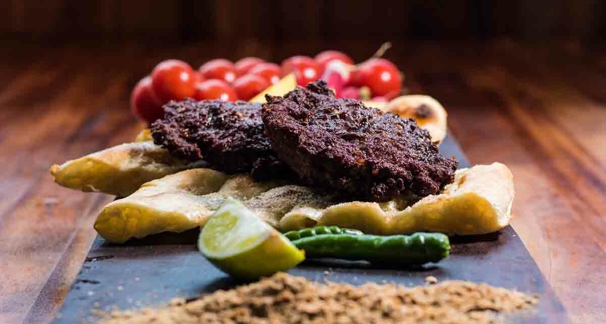 Индийская традиционная кухня