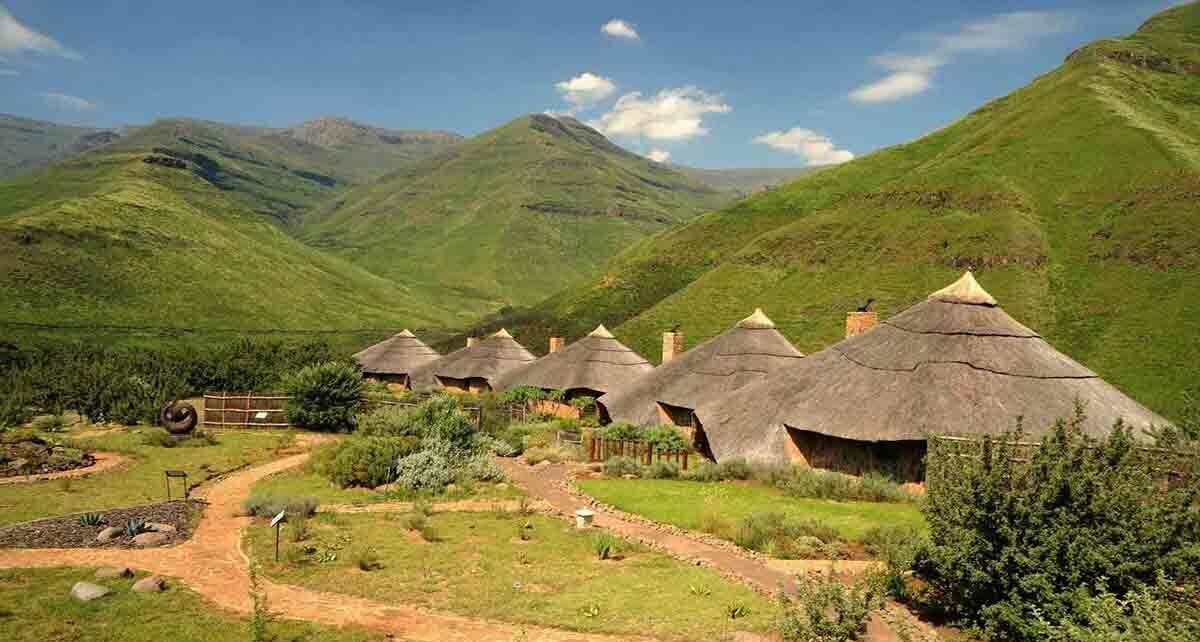 Культура Лесото