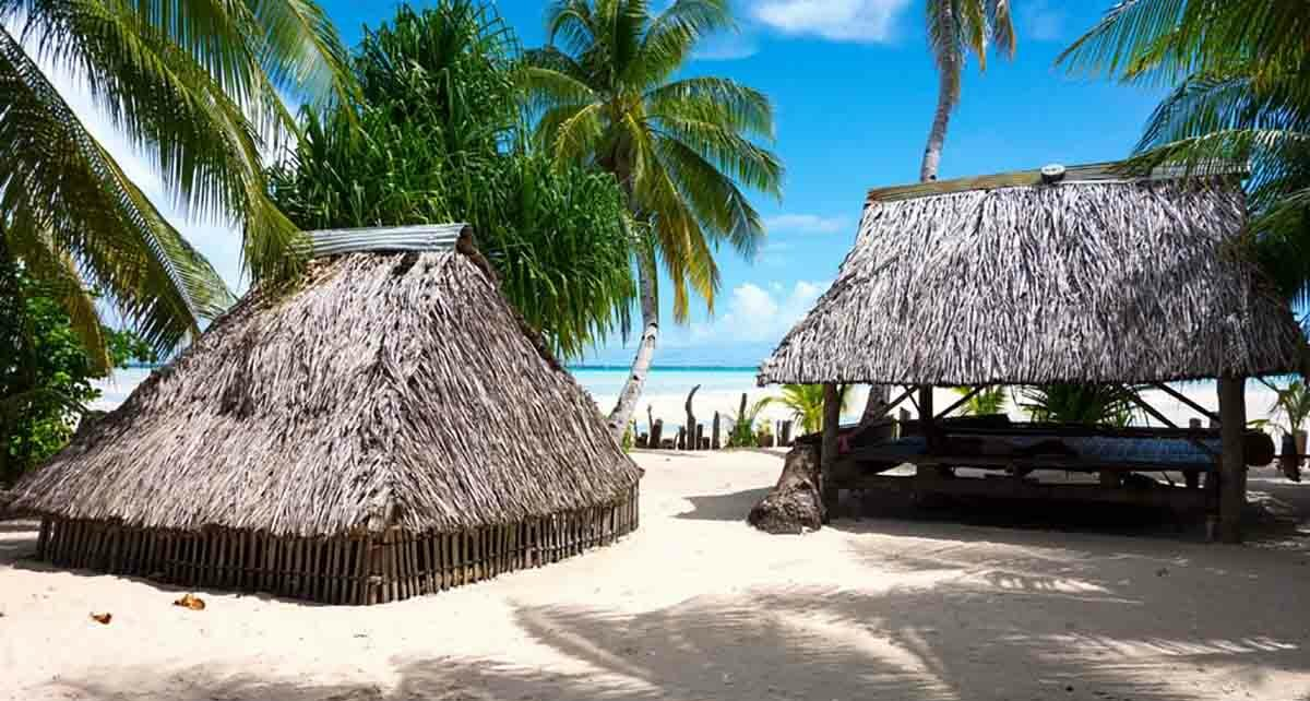Отели Кирибати