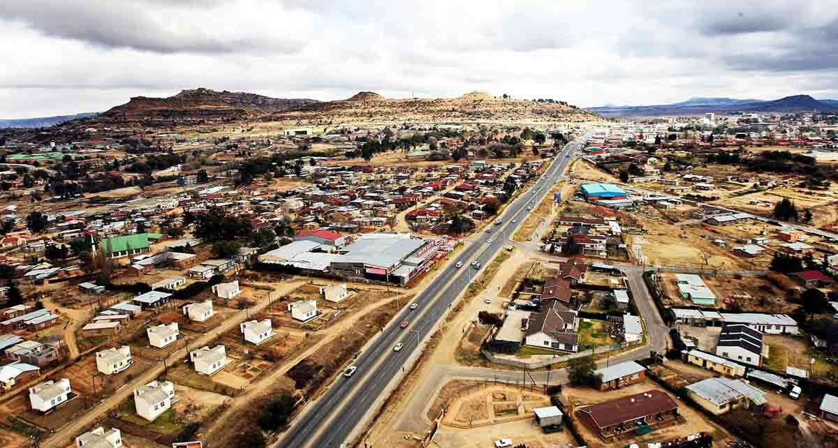 Отели Лесото