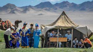 Культура Монголии