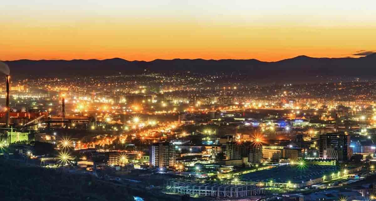 Отели Монголии