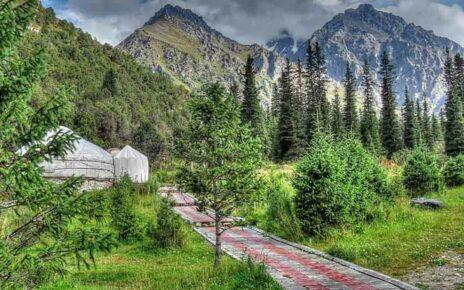 Достопримечательности Кыргызстана