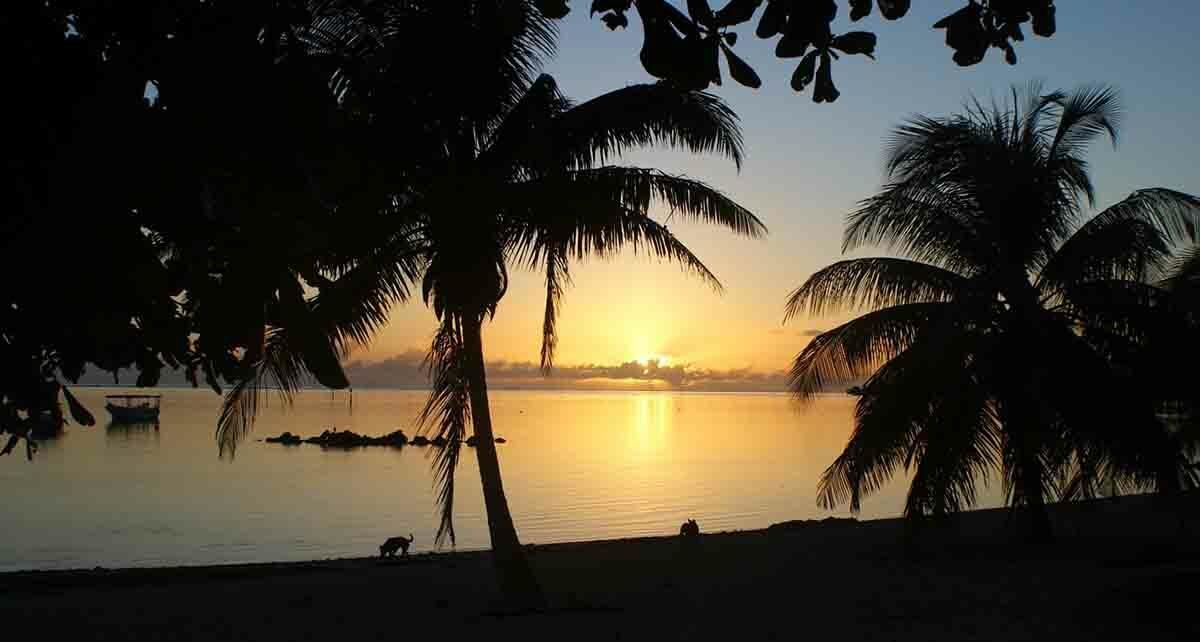 Достопримечательности Таити