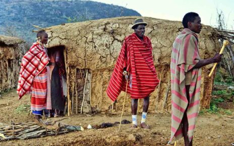 Культура Кении