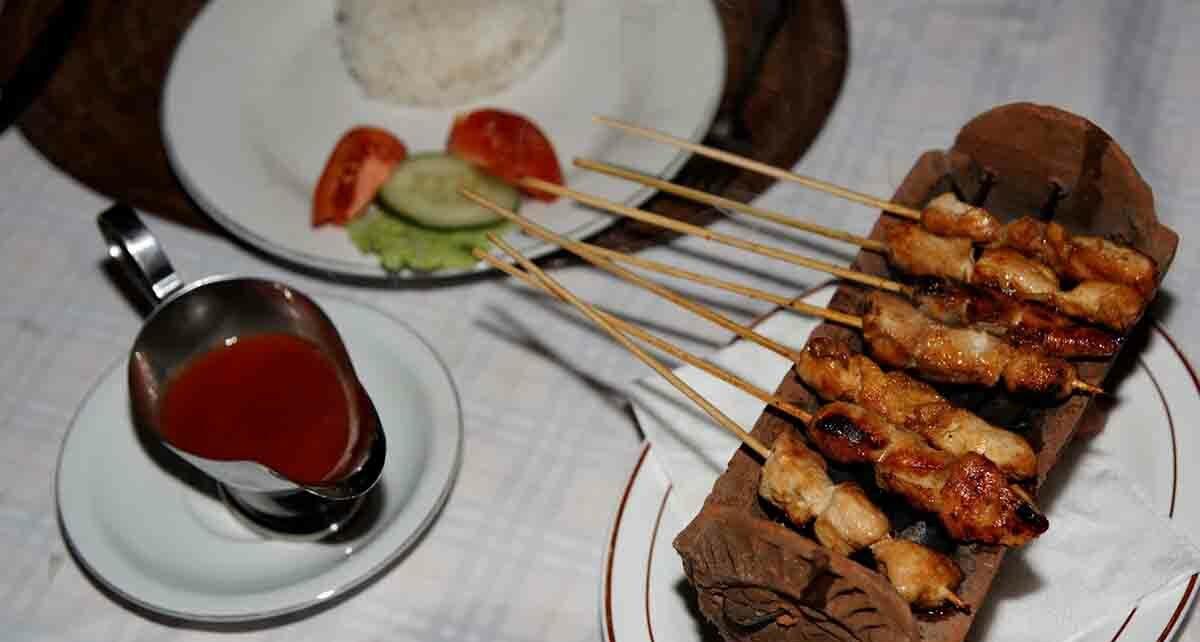 Национальная кухня Бали