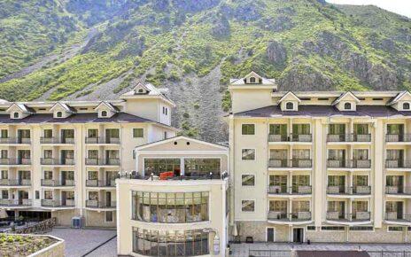 Отели Кыргызстана