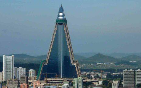 Отели Северной Кореи